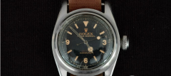 天价手表拍卖映射出手表回收的价值