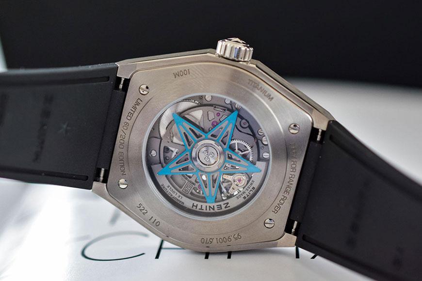 路虎限量版手表
