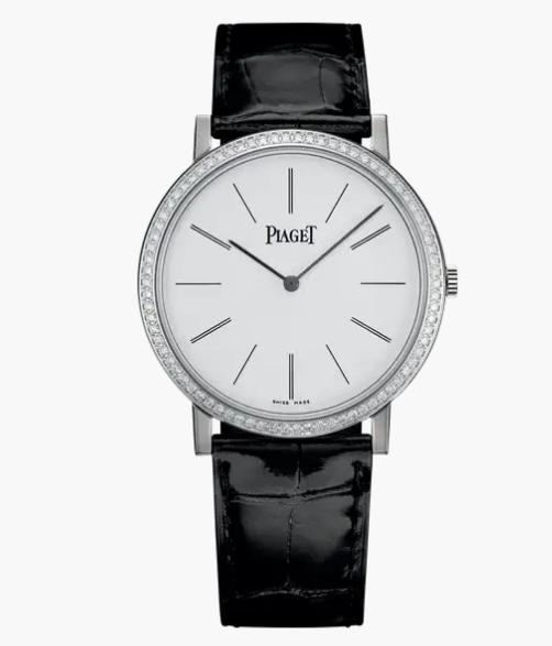ALTIPLANO伯爵G0A29165 你喜欢这款低调奢华手表吗