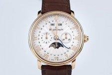 宝珀手表回收价格多少钱_二手宝珀回收能卖多少钱