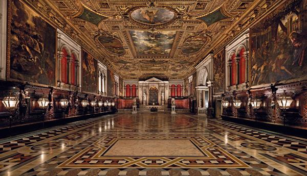 积家助力修复威尼斯圣洛可大会堂