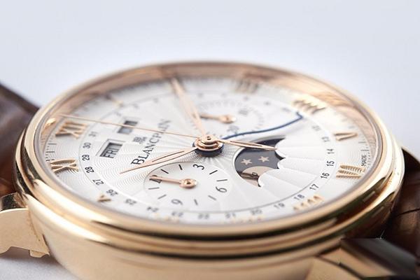 宝珀全新手表回收保值吗