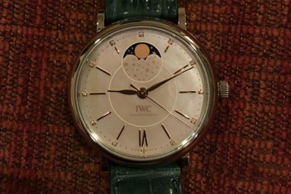 万国手表回收价格咨询