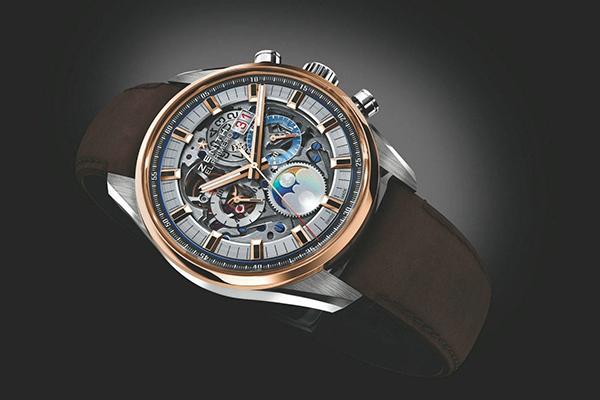 深圳哪里回收真力时手表价格高