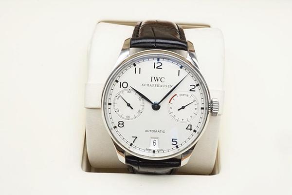 深圳哪里有万国手表回收公司