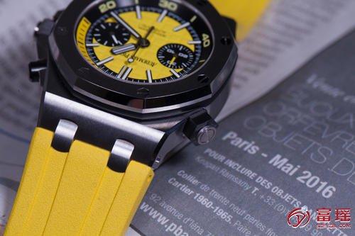 「二手手表」爱彼二手手表皇家橡树离岸型系列回收价格如何?