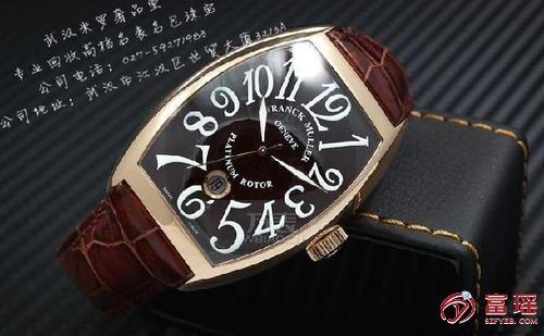 法穆兰手表和劳力士哪个好还不明显吗?