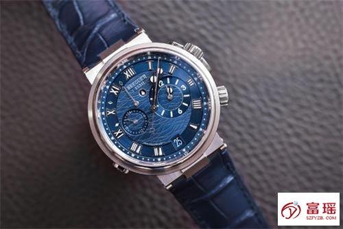 宝玑航海系列5547手表回收