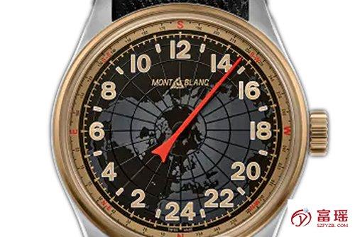万宝龙1858系列U0126007腕表