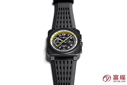 柏莱士BR0394-RS20/SRB腕表