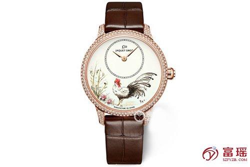 雅克德罗艺术工坊系列J005003222腕表回收